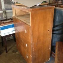 Green Dresser – Before