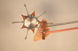 Mod Lamp: Detail