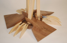 Trident Table – Detail 2
