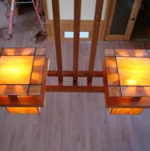 FLW Light Fixture